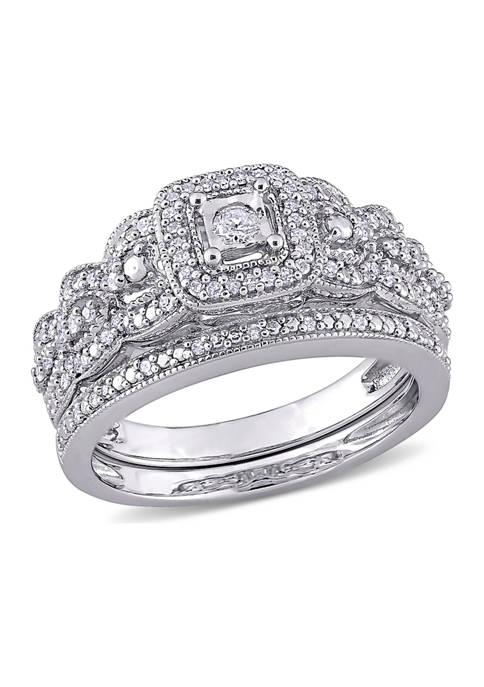 Belk & Co. 1/3 ct. t.w. Diamond Vintage