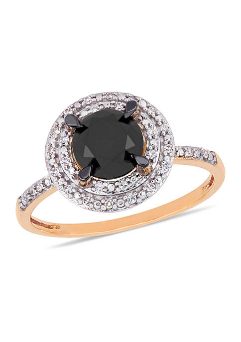 Belk & Co. 1.62 ct. t.w. Black and