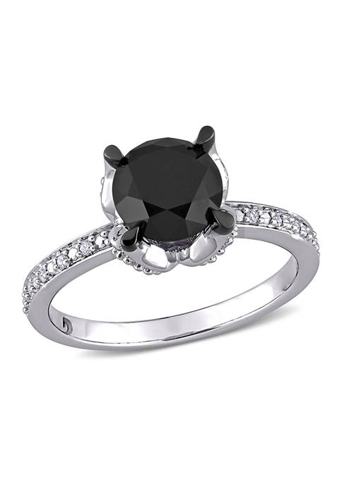 Belk & Co. 2.06 ct. t.w. Black and