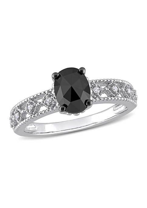 Belk & Co. 1.04 ct. t.w. Black and