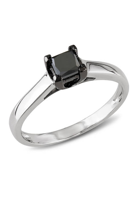 Belk & Co. 1/2 ct. t.w. Black Diamond