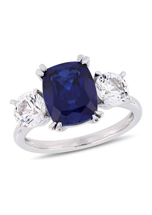Belk & Co. 6.1 ct. t.w. Created Blue