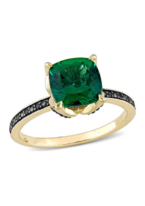 Belk & Co. 1.62 ct. t.w. Created Emerald