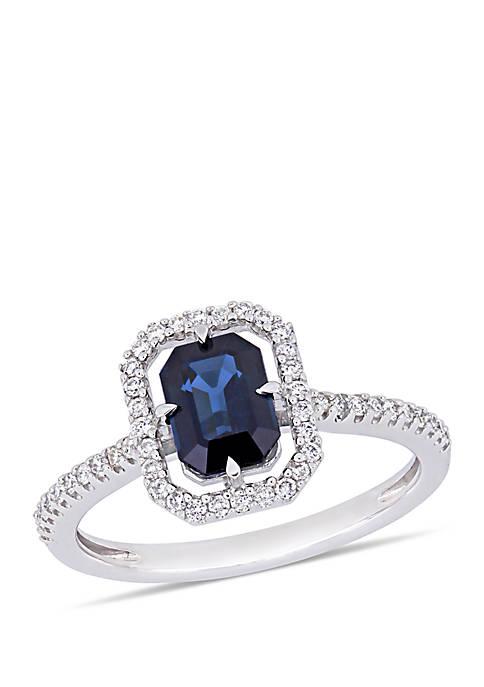 Belk & Co. 1 1/6 ct. t.w. Sapphire