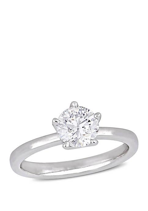Belk & Co. 1.18 ct. t.w. Round-Cut Diamond