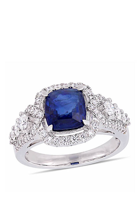 Belk & Co. 2.5 ct. t.w. Sapphire and