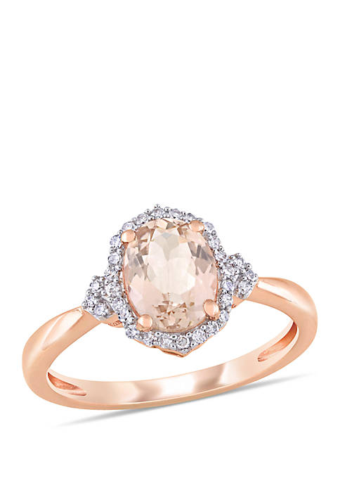 Belk & Co. 1.14 ct. t.w. Morganite and