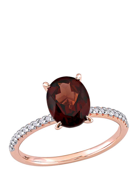 Belk & Co. 2.1 ct. t.w. Garnet, 1/10