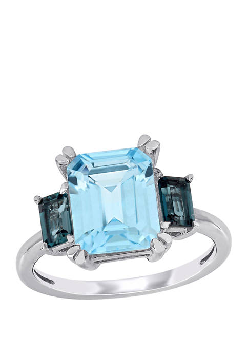 Belk & Co. 4.88 ct. t.w. Sky and