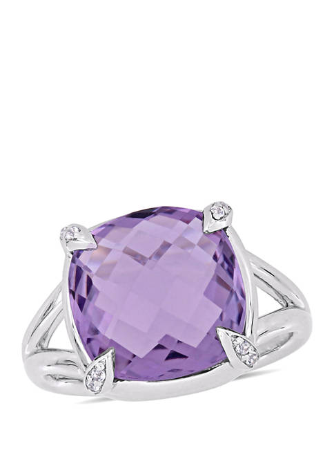 Belk & Co. 7.8 ct. t.w. Amethyst and