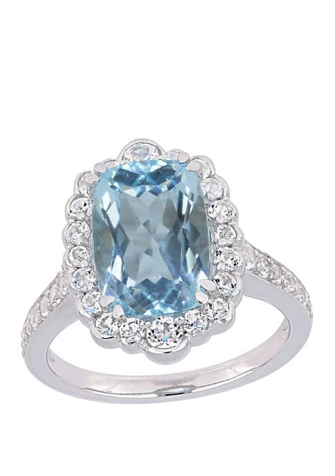 Belk & Co. 5.875 ct. t.w. Blue Topaz