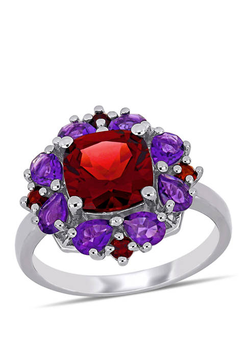 Belk & Co. 3.25 ct. t.w. Garnet and