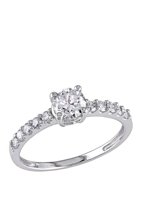 Belk & Co. 3/4 ct. t.w. Diamond Engagement