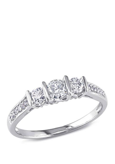Belk & Co. 1/2 ct. t.w. Diamond 3