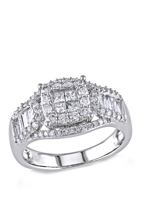 Belk & Co. 1.1 ct. t.w. Diamond Princess