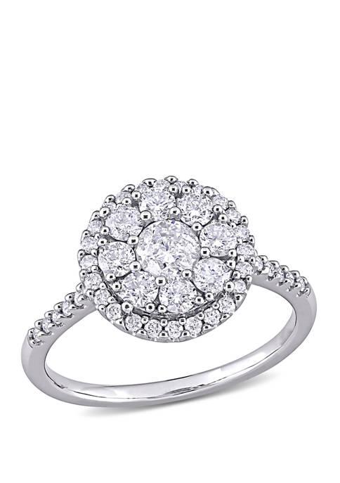 Belk & Co. 1 ct. t.w. Diamond Composite