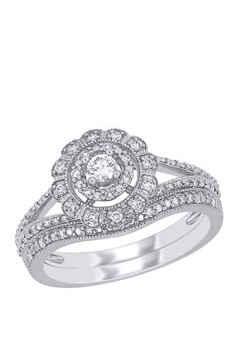Belk & Co. 1/3 ct. t.w. Diamond Bridal