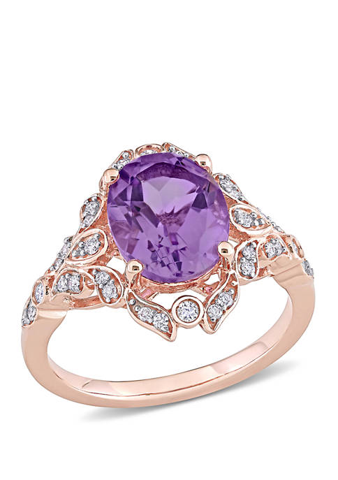 Belk & Co. 2.2 ct. t.w. Amethyst and
