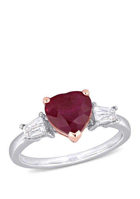 Belk & Co. 2.4 ct. t.w. Ruby and