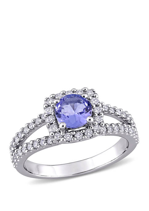 Belk & Co. 1 ct. t.w. Tanzanite and