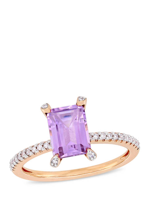 Belk & Co. 1.63 ct. t.w. Pink Amethyst