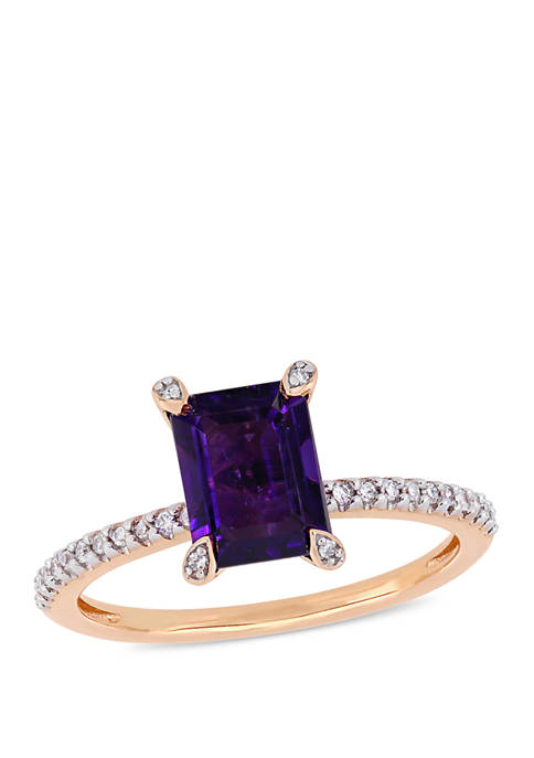 Belk & Co. 1.5 ct. t.w. Amethyst and
