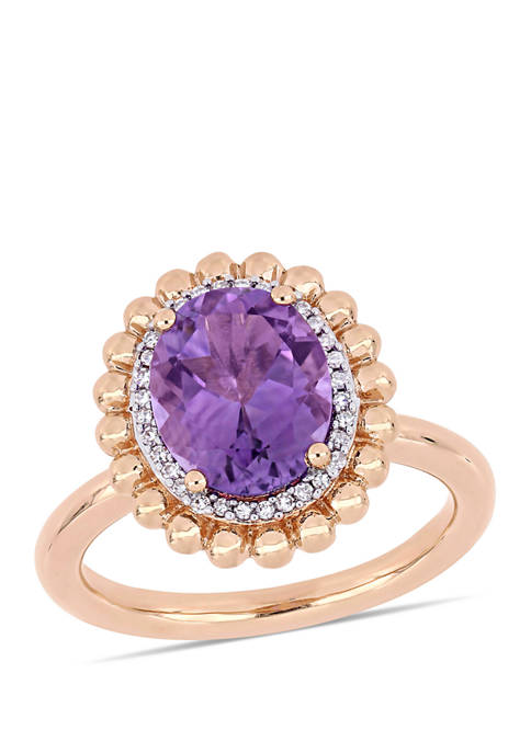 Belk & Co. 2.20 ct. t.w. Amethyst and