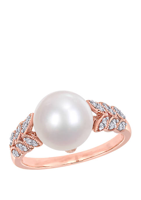 Belk & Co. 9.5-10 Millimeter Cultured Freshwater Pearl
