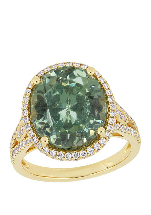 Belk & Co. 8.2 ct. t.w. Apatite and