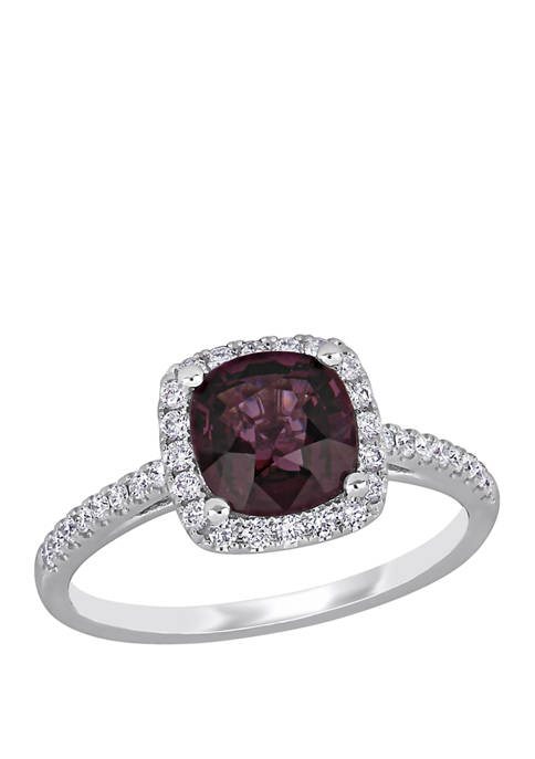 Belk & Co. 2 ct. t.w. Red Spinel
