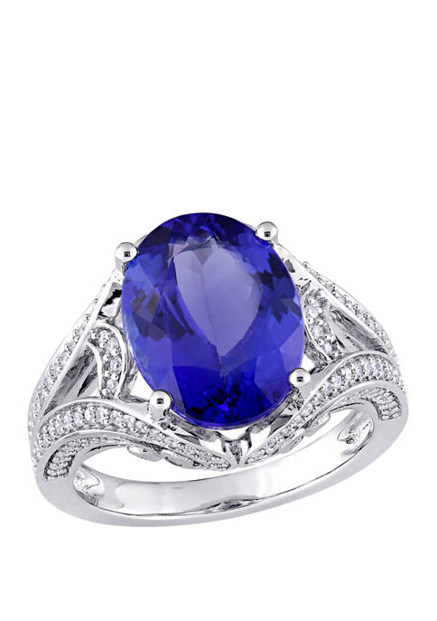 Belk & Co. 5.33 ct. t.w. Tanzanite and