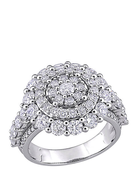 Belk & Co. 3 ct. t.w. Diamond Cluster