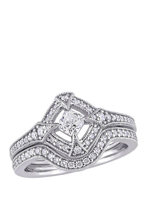 Belk & Co. 3/4 ct. t.w. Diamond Bridal