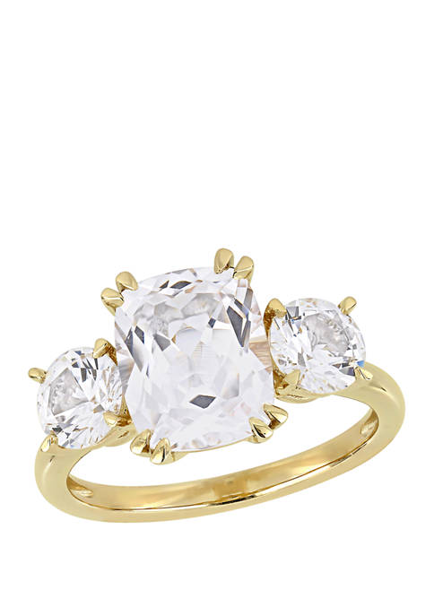 Belk & Co. 6.1 ct. t.w. Lab Created