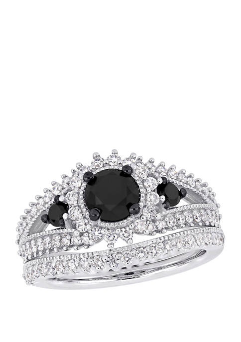 Belk & Co. 2 ct. t.w. Black and