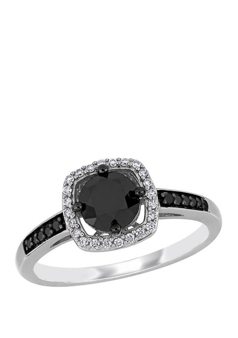 Belk & Co. 1.14 ct. t.w. Black and