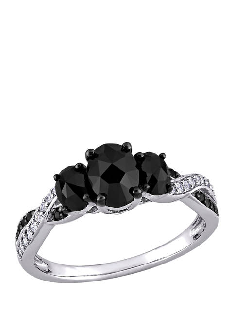 Belk & Co. 1.4 ct. t.w. Black and
