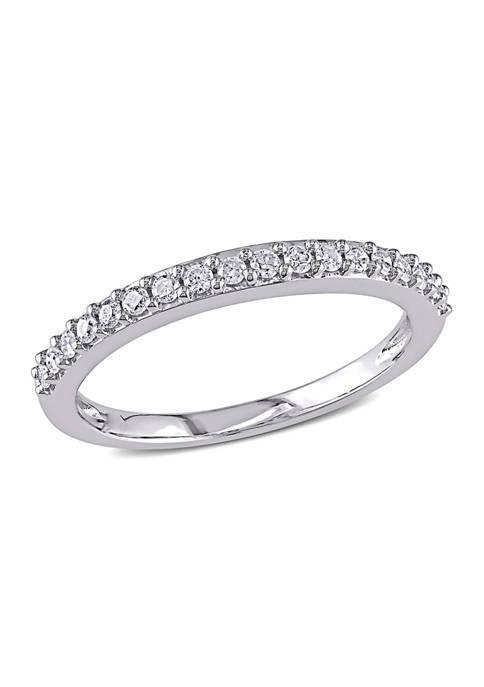 Belk & Co. 1/4 ct. t.w. Diamond Anniversary
