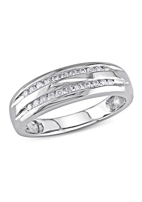 Belk & Co. 1/6 ct. t.w. Diamond Anniversary