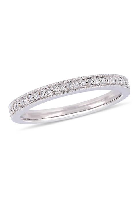 Belk & Co. 1/8 ct. t.w. Diamond Eternity
