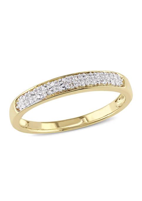Belk & Co. 1/10 ct. t.w. Diamond Anniversary