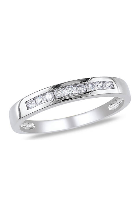 Belk & Co. 1/5 ct. t.w. Diamond Eternity