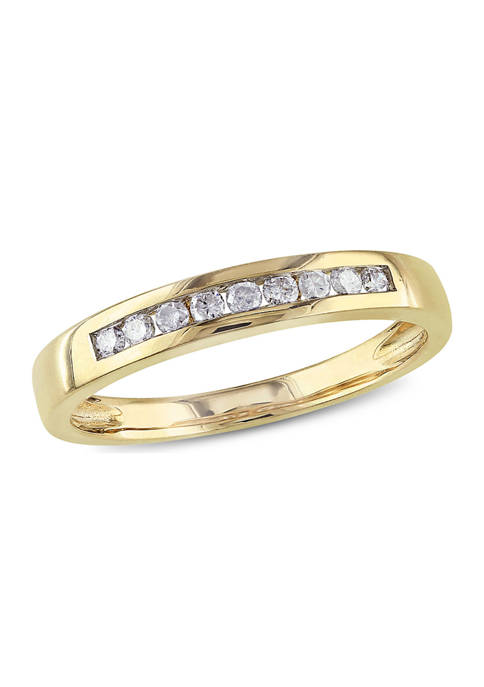 Belk & Co. 1/5 ct. t.w. Diamond Ring