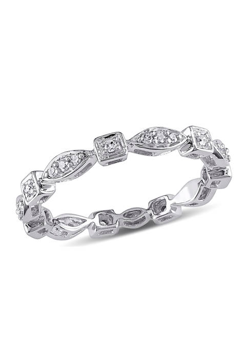 Belk & Co. 1/5 ct. t.w. Diamond Eternity