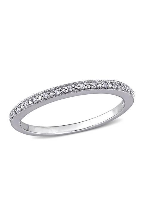 Belk & Co. 1/20 ct. t.w. Diamond Wedding