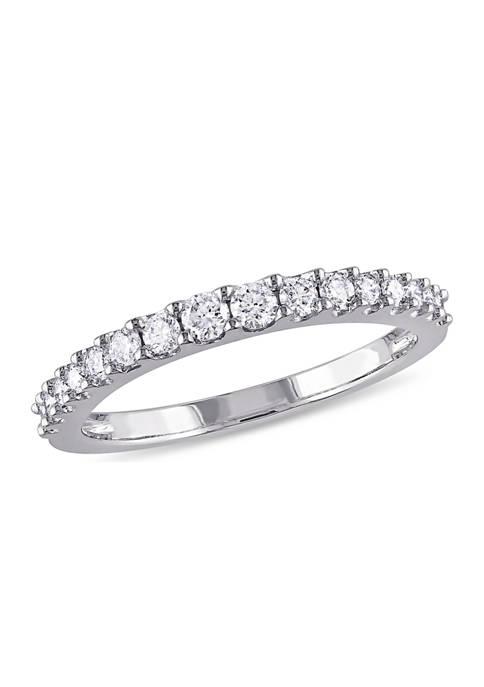 Belk & Co. 3/8 ct. t.w. Diamond Eternity