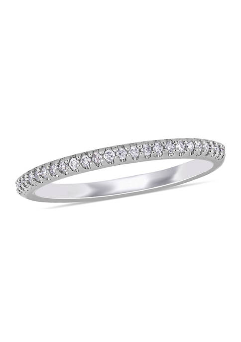 Belk & Co. 1/8 ct. t.w. Diamond Eternity