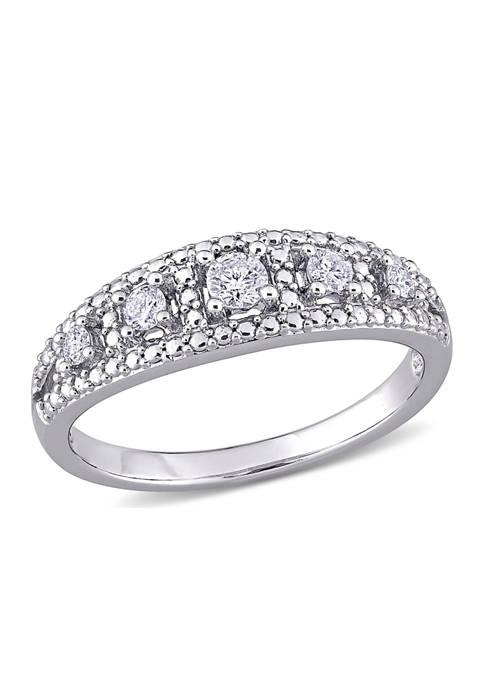 Belk & Co. 1/4 ct. t.w. Diamond Eternity