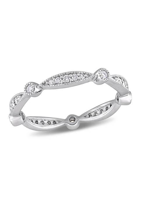 Belk & Co. 1/4 ct. t.w. Diamond Stackable