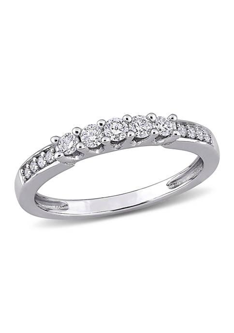 Belk & Co. 1/3 ct. t.w. Diamond Wedding